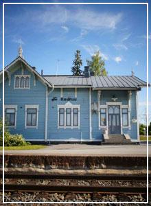 Keuruun vanha rautatieasema